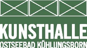 2012 LOGO Kunsthalle Kühlungsborn_BANNER weiss